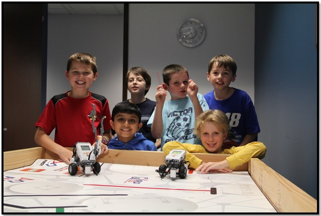 Mentoring FLL Teams & Upcoming Qualifiers