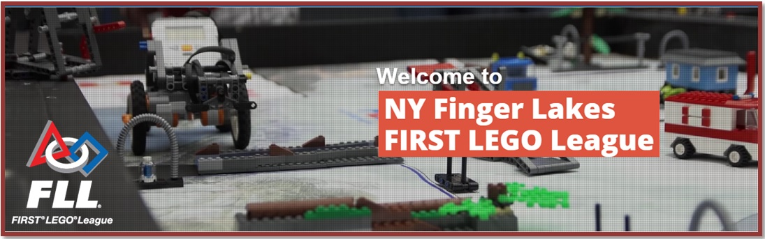 NY Finger Lakes FIRST LEGO League (FLL) Qualifying Events 2015