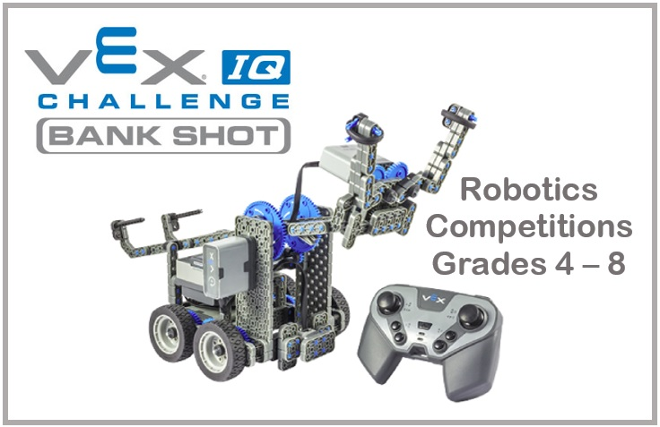 VEX IQ Robotics Tournaments Debuting in Greater Rochester Area