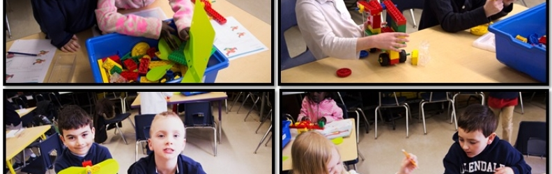 Design Thinking and Innovating Solutions in 1st Grade S.T.E.M. Class