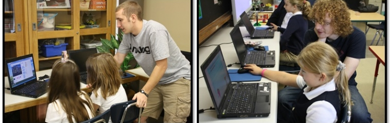 Visiting Experts, From RIT,  Field-Test Computer Programs in STEM Class!