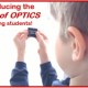 Developing a STEM-Focused, Elementary Optics Program