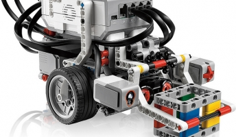 LEGO EV3 Robotics – Navigation Engineering (Gr. 6-9)