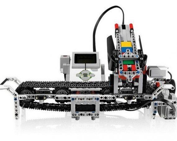 LEGO EV3 Robotics – Innovation Engineering I (Gr. 7-10)