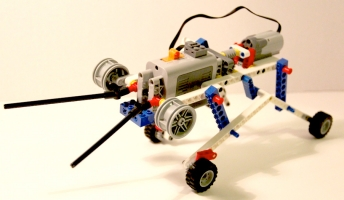 Intermediate LEGO WeDo Robotics (Gr. 3-5)